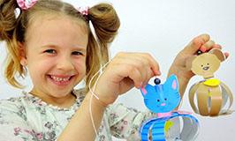 Ссылка на: Творчество для детей 3-7 лет